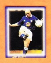 Leicester City Matt Elliott Scotland (P)